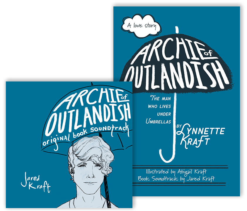 Archie of Outlandish Book and Soundtrack