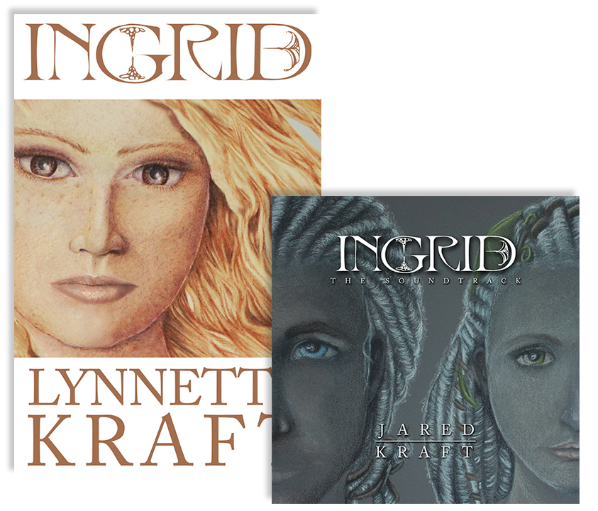 Ingrid Book and Soundtrack